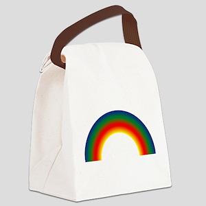 Rainbow-04-[Converted] Canvas Lunch Bag